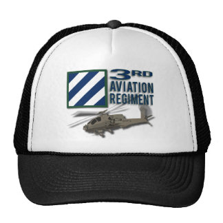 3rd Aviation Regiment Apache Trucker Hat