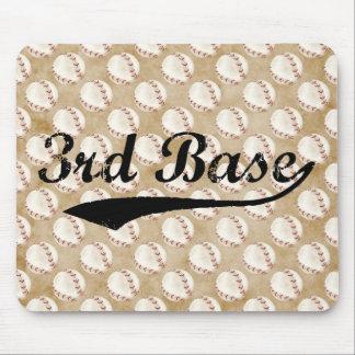 3rd Base Mousepads