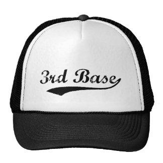 3rd Base Trucker Hat