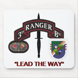 3RD BATTALION 75TH RANGER REGIMENT MOUSEPAD