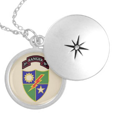 3rd Battalion - 75th Ranger Regiment - Necklace