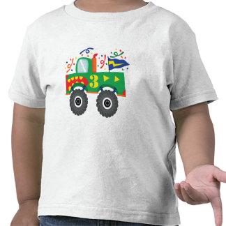 3rd Birthday Gift Ideas Tee Shirt