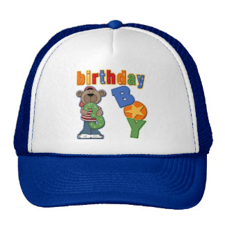 3rd Birthday Gift Trucker Hat