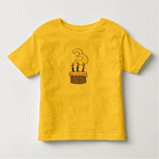 3rd Birthday Gifts T Shirt