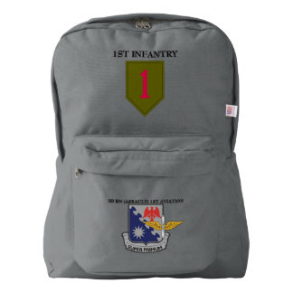 3RD BN 1ST AVIATION 1ST INFANTRY BACKPACK
