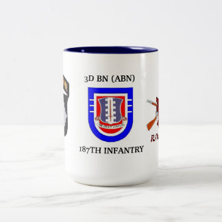 3rd Bn (Abn) 187th Infantry Mug