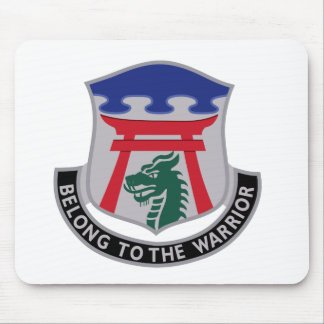 3rd Brigade 25th Infantry Division Special Troops Mouse Pad