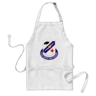 3rd Brigade 3rd Infantry Division Patch Adult Apron