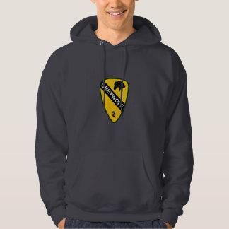 3rd Brigade Combat Team, 1st Cavalry Division Hoodie