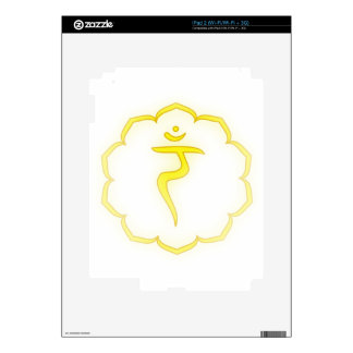 3rd Chakra - Decals For iPad 2