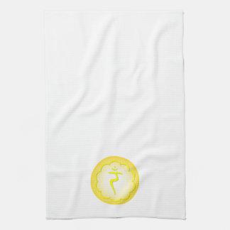 3rd Chakra Kitchen Towel