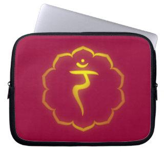 3rd Chakra - Laptop Sleeves
