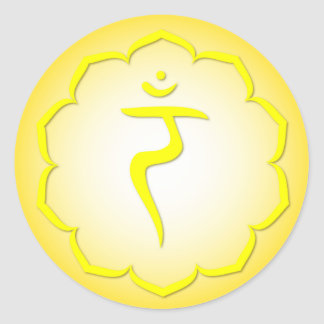 3rd Chakra - Manipura Sticker