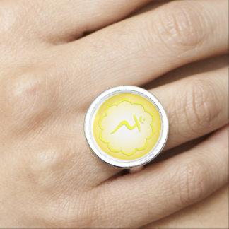 3rd Chakra Ring