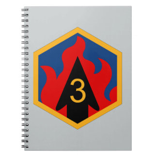 3rd Chemical Brigade Notebooks