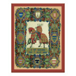 3rd Crusade ~ Knights Templar Posters