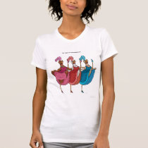3rd Day of Christmas (Three French Hens) T Shirt