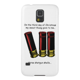 3rd Day Redneck Christmas Galaxy S5 Case