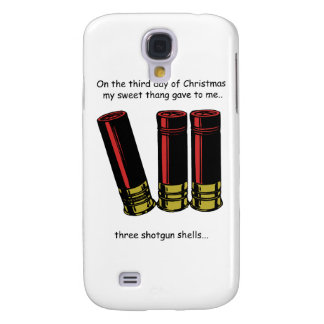 3rd Day Redneck Christmas Galaxy S4 Covers