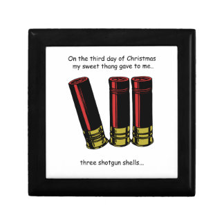 3rd Day Redneck Christmas Gift Box