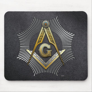 3rd Degree: Master Mason Mouse Pads