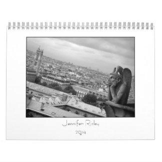 3rd Edition Calendar - 2014