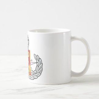 3rd EOD BN dui Master Classic White Coffee Mug