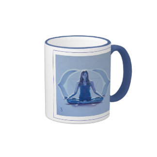 3rd Eye Chakra/Yoga Mug