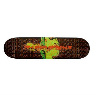 3rd EYE GRAPHIX CAMO MUSHROOM Skateboard Deck