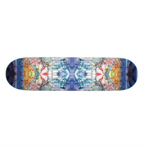 3rd EYE Skateboard Deck