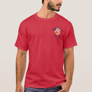 3rd Gen Coastie w/ Badge T-Shirt