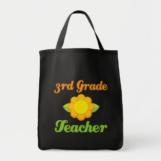 3rd Grade End of School Gift Tote Bag
