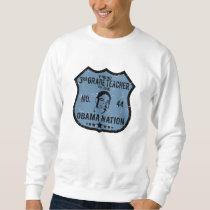 3rd Grade Obama Nation Sweatshirt