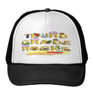 3rd Grade Rocks Trucker Hat