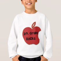 3rd. Grade Rocks Sweatshirt