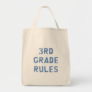 3rd Grade Rules Tote Bag
