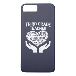 3rd Grade Teacher iPhone 7 Plus Case