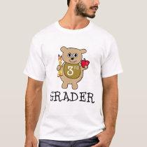3rd Grader School T-shirt