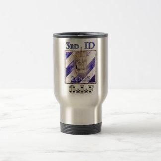 3rd ID 2003 OIF Travel Mug