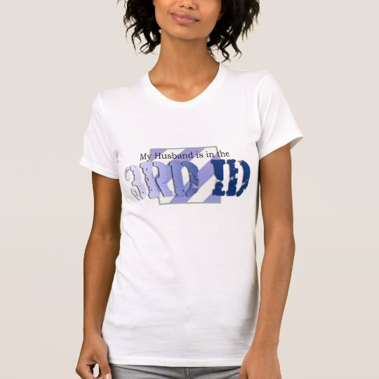 3rd ID Husband T-Shirt