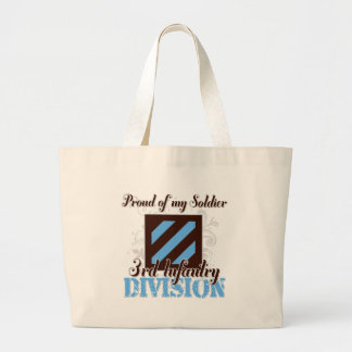3rd id large tote bag