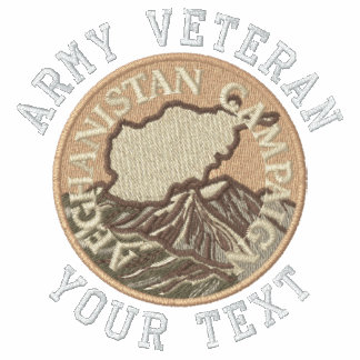 3rd Infantry Afghanistan Medal Polo Shirt