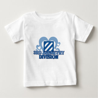 3rd Infantry Division Baby T-Shirt