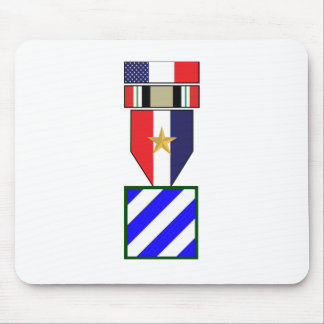 3rd Infantry Division Iraq War Campaign Mouse Pad