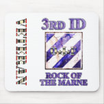3rd Infantry Division OIF Veteran Mouse Pad
