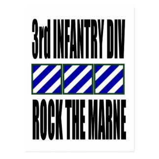 3rd Infantry Division Postcards