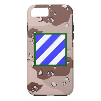 "3rd Infantry Division ""Rock of the Marne"" Camo iPhone 8/7 Case"