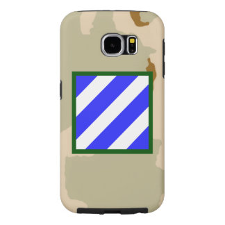 "3rd Infantry Division ""Rock of the Marne"" Camo Samsung Galaxy S6 Case"