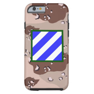 "3rd Infantry Division ""Rock of the Marne"" Camo Tough iPhone 6 Case"
