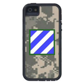 """3rd Infantry Division """"Rock of the Marne"""" iPhone 5 Cases"""